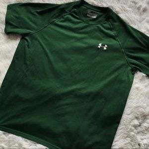 Green Under Armour Tee